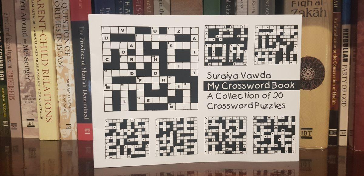 My Crossword Book - Suraiya Vawda