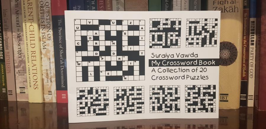 My Crossword Book - Suraiya Vawda