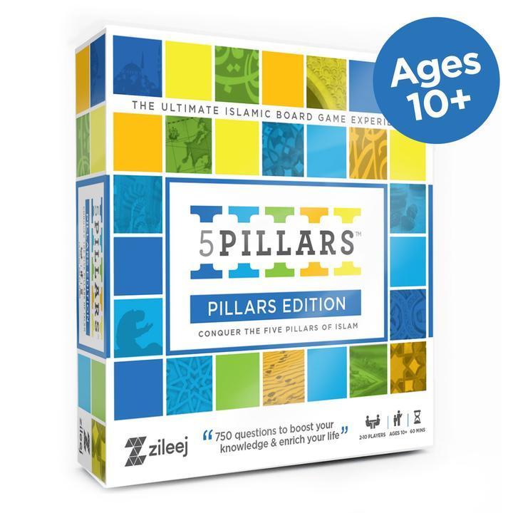 5Pillars Pillars Edition (English)