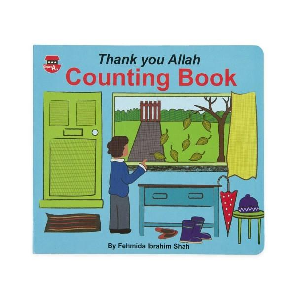 Thank You Allah Counting Book