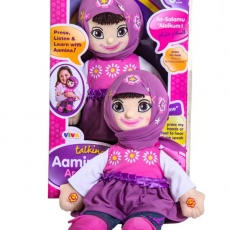 Aamina - Talking Muslim Doll