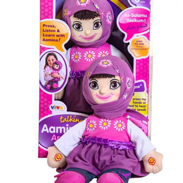 Aamina - Talking Muslim Doll