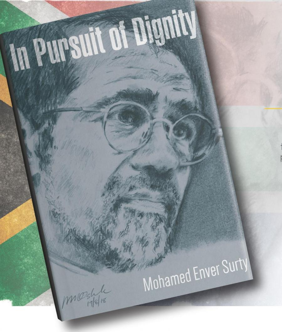 In Pursuit of Dignity by Mohamed Enver Surty