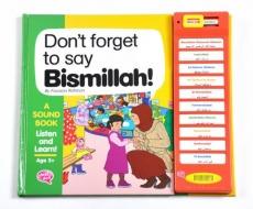 Bismillah Story Sound Book