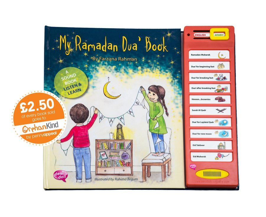 Ramadan Story Sound Book