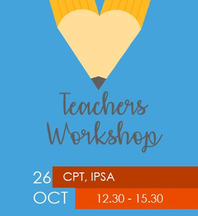 Teachers Workshop - Cape Town