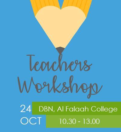 Teachers Workshop - Durban