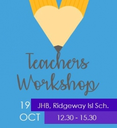Teachers Workshop - Johannesburg