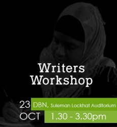 Writers Workshop - Durban