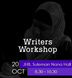 Writers Workshop - Johannesburg
