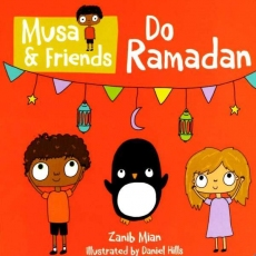 Musa and Friends Do ramadaan
